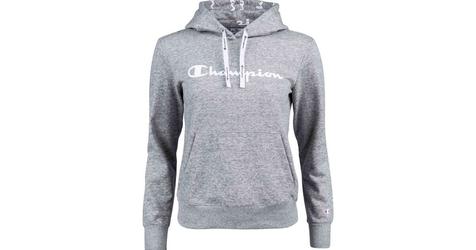 Champion hooded sweatshirt 112580-em029 l szary