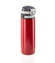 Kubek termiczny flip 600 ml, czerwony