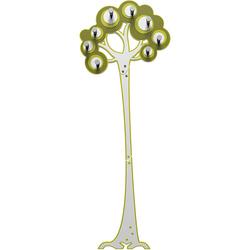Wieszak ścienny Tree CalleaDesign niebieski 13-004-44