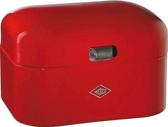 Pojemnik na pieczywo single grandy czerwony