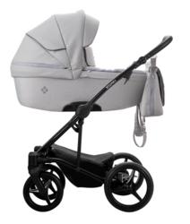 Wózek Bebetto Torino 4w1 Maxi Cosi Rock i-Size + baza 3wayfix