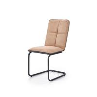 Dover i krzesło loftowe jasny brązczarny