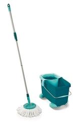 Zestaw clean twist mop na kółkach