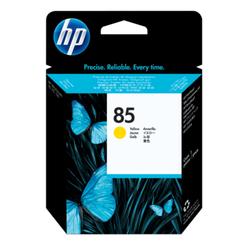 Głowica drukująca HP 85 DesignJet: żółty