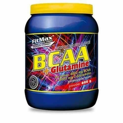 FITMAX BCAA + Glutamine - 600g - Pineapple