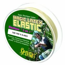 Amortyzator guma do tyczki SENSAS ELASTIQUE MAGIC LATEX 0,8mm