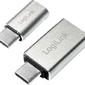 LogiLink Adapter USB-C do USB3.0 Micro USB