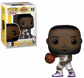 Figurka POP NBA Los Angeles Lakers LeBron James - LeBron James