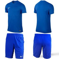 Koszulka Nike Park VI | 725891-463 + Spodenki NIKE PARK II | 725887-463