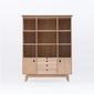 Swallows tail furniture :: witryna st cupboard dębowy