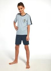 Piżama chłopięca cornette young boy 21873 police 134-164