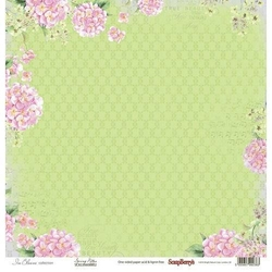 Papier 30,5x30,5 cm In Bloom - Spring Notes - 02
