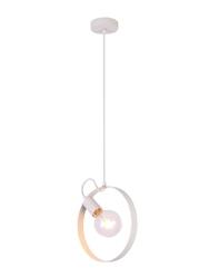 Lampa wisząca nexo biały - biały