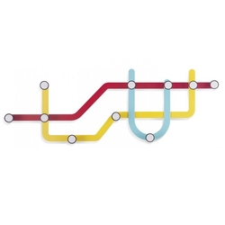 Wieszak na ubrania subway umbra