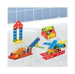 Zabawka do kąpieli bathblocks - zestaw klocków konstruktorskich 56 el.