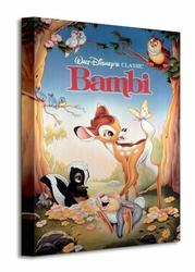 Bambi - Obraz na płótnie