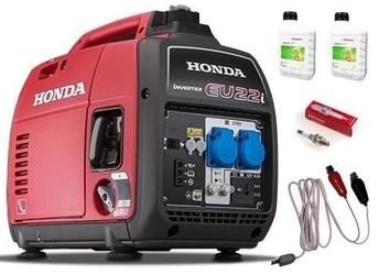 Honda agregat prądotwórczy eu 22i i raty 10 x 0 | dostawa 0 zł | dostępny 24h |dzwoń i negocjuj cenę| gwarancja do 5 lat | tel. 22 266 04 50 wa-wa