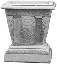 Donica - wazon z kamienia 54x49x49cm