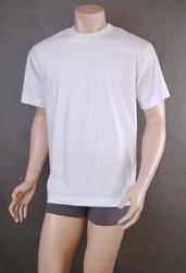 T-shirt szata męski