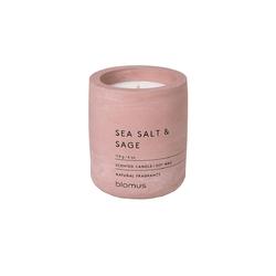 Świeca zapachowa S Sea Salt and Sage Fraga Blomus