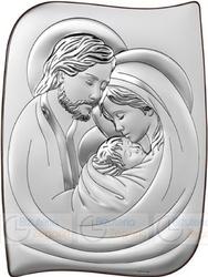 Obrazek bc64663 święta rodzina 13,5 x 18 cm