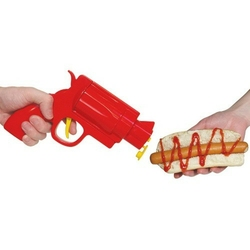 Ketchupowy pistolet