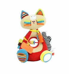 Zabawka sensoryczna, Kot Syjamski, Dolce