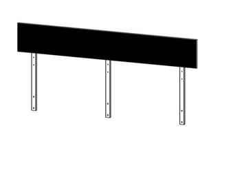 Zagłówek do łóżka style 180x200cm