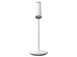 Bezprzewodowa lampa biurkowa baseus i-wok akumulatorowa biała