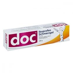 Doc ibuprofen, żel przeciwbólowy 5