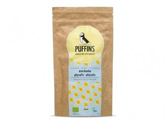 Miechunka suszona bio 40 g - puffins