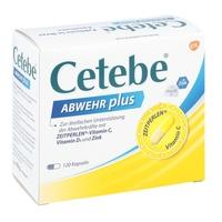 Cetebe abwehr plus kapsułki na odporność