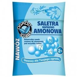 Saletra wapniowo - amonowa – 2 kg ogród start