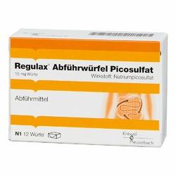 Regulax Abfuehrwuerfel Picosulfat