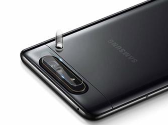 Szkło hartowane Alogy na tył obiektyw do Samsung Galaxy A80