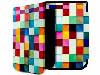 Etui Alogy Smart Case do PocketBook Touch 631 Wzory geometryczne - Wzory geometryczne