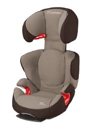Maxi-Cosi Rodi Airprotect AP 15 -36 kg Earth Brown brązowy fotelik + Mata pod Fotelik