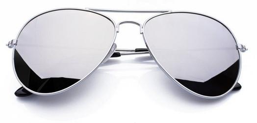 Okulary lustrzanki gandano aviator pilotki