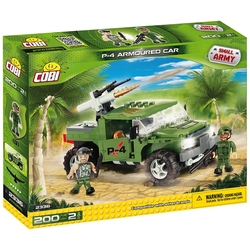 Small Army P-4 Armoured Car 200 klocków