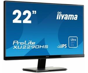 Monitor LED IIYAMA XU2290HS-B1 22 HDMI - Szybka dostawa lub możliwość odbioru w 39 miastach