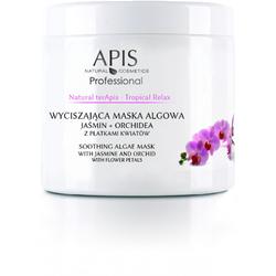 APIS Tropica Relax wyciszająca maska algowa jaśmin +orchidea 250g