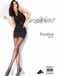 Gabriella 471 Puntina 5-XL rajstopy