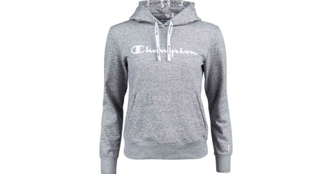 Champion hooded sweatshirt 112580-em029 s szary