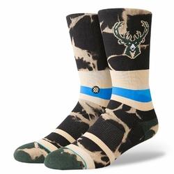 Skarpety Stance NBA Milwaukee Bucks Acid Wash - M558C18BUC - Milwaukee Bucks