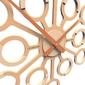 Zegar ścienny big bang calleadesign piaskowy 10-107-12
