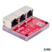 Switch 3-portowy poe atte xpoe-3-10 - szybka dostawa lub możliwość odbioru w 39 miastach
