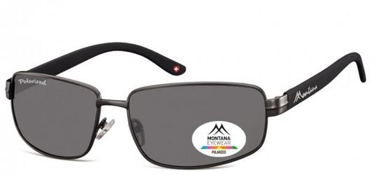 Meskie klasyczne okulary montana mp103 polaryzacyjne