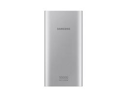Samsung powerbank battery pack p1100 10 000 mah usb-c  srebrny