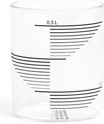 Szklanki 0,3 l w komplecie 4 szt. tre rectangle stripes