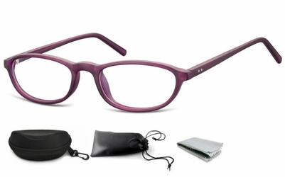 Okulary oprawki zerówki na korekcję wąskie szybkie sunoptic cp131e